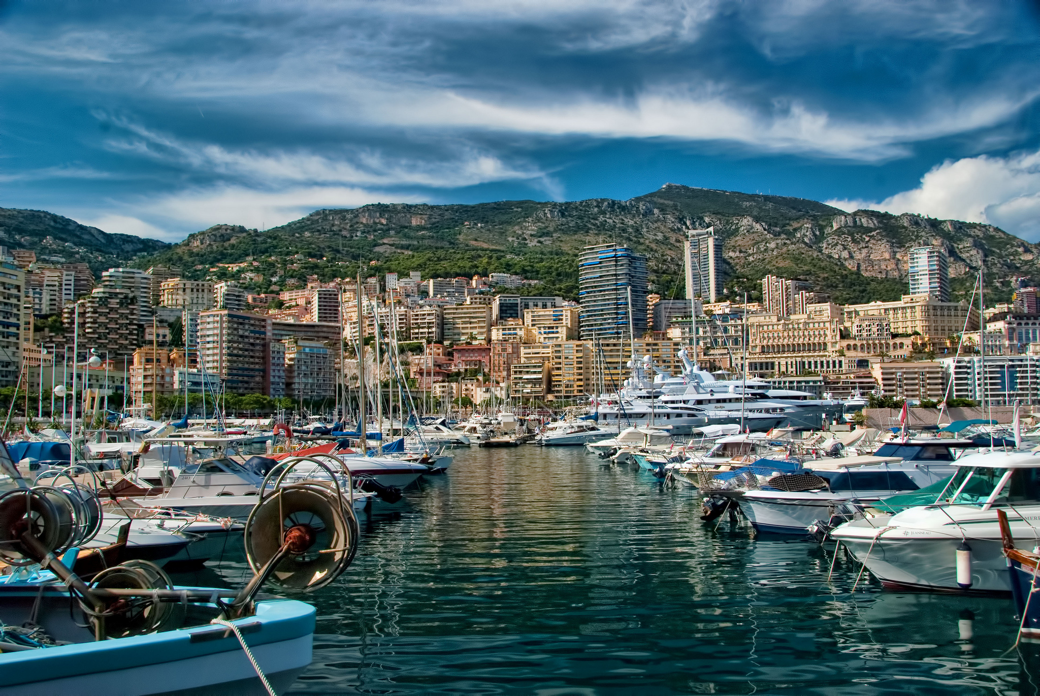 Image of Monaco via Trish Hartman on Flickr
